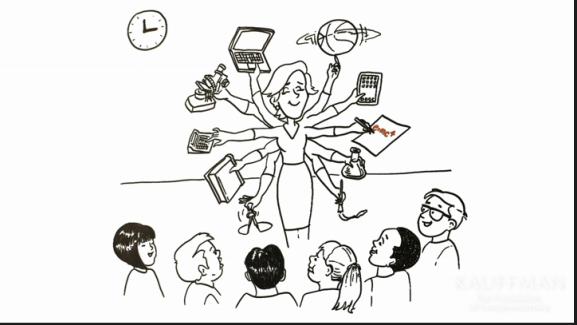role of teachers in the modern